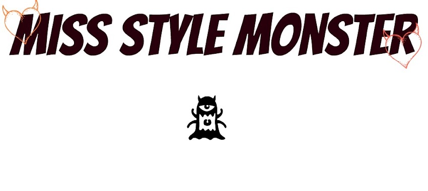 Miss Style Monster -Beauty Blog, Fashion Blog and Lifestyle Blog