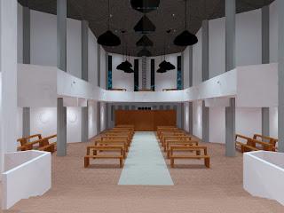 illuminazione-led-navata