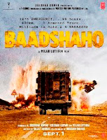 T series Picture Upcoming Film 2017 Baadshaho release date image, poster star cast Emraan Hashmi, Ajay Devgn, Ileana D'Cruz, Vidyut Jammwal and Esha Gupta