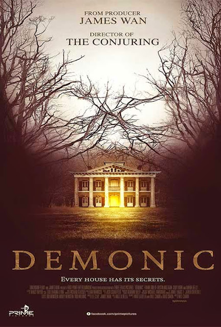 Demonic (2015) ταινιες online seires oipeirates greek subs