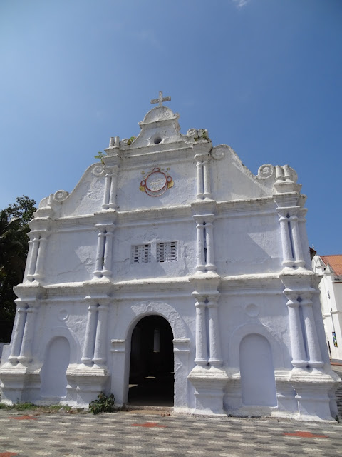 Manjumatha Church, Muziris Herigate Tour Kerala - Pick, Pack, Go