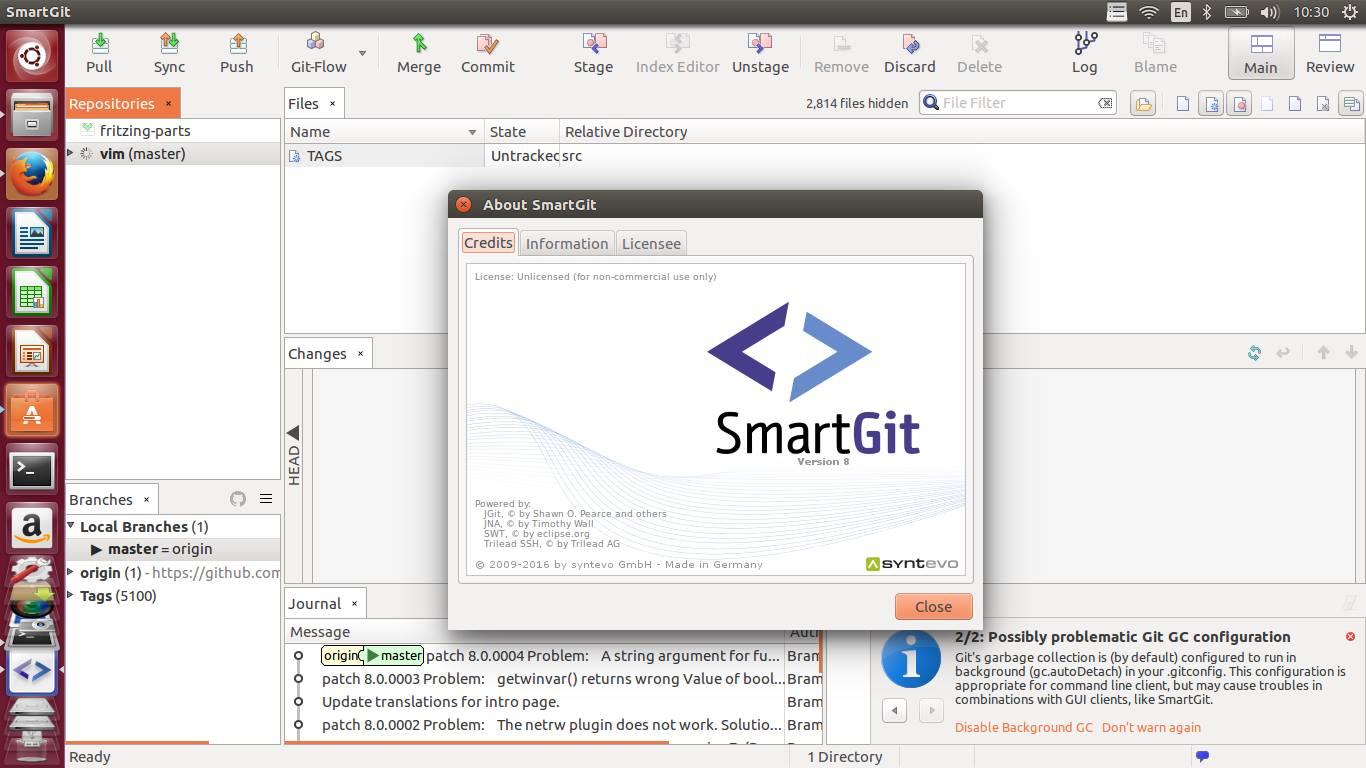 How to install program on Ubuntu: How to install SmartGit