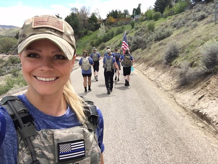 Race to Robie Creek, Robie Creek Half Marathon, Security Forces Ruck Race
