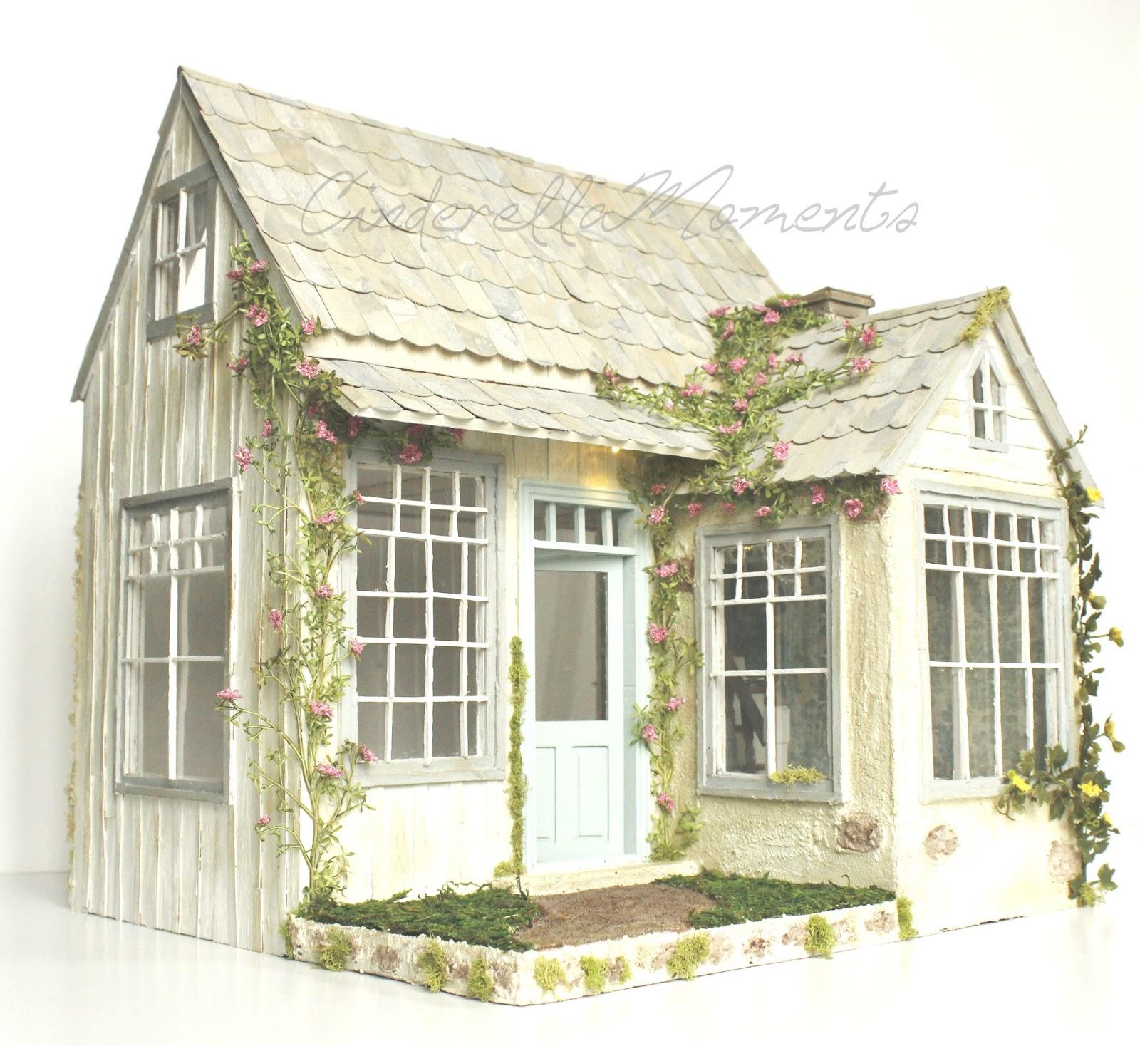 Cinderella Moments: Orchard House Custom Dollhouse