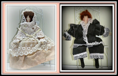 The Doll Products Lines Series - Zacheus and Ursula At Play