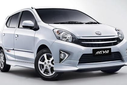 Harga Mobil Toyota Agya Terbaru Th. 2019