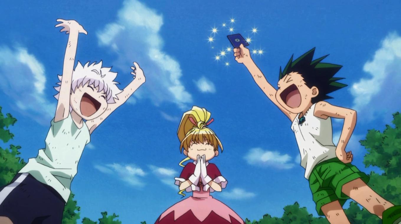 Team Speeding Up Work? Rumors About Hunter X Hunter Manga To Resume ...