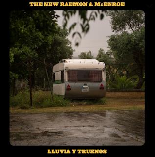 The New Raemon Mcenroe Lluvia y truenos disco