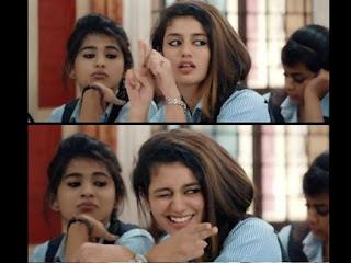 प्रिया  का आया दूसरा ट्रेंडिंग वीडियो, लोगों ने कहा 'कातिलाना अंदाज'