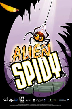 Alien Spidy PC Full Version