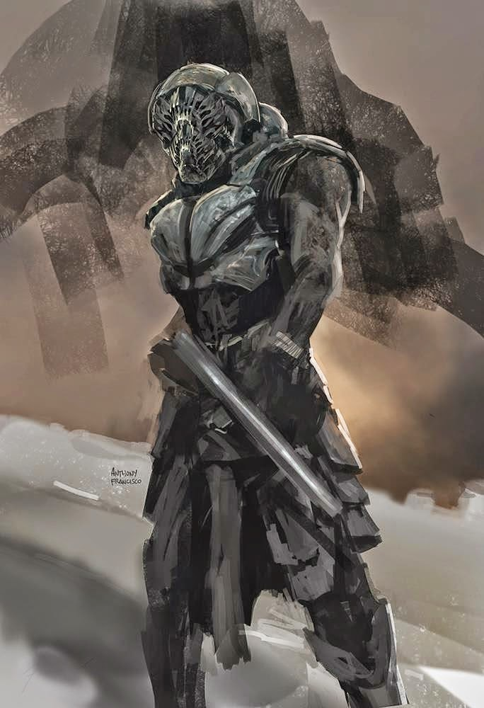 See the Unused Groot in GUARDIANS OF THE GALAXY Concept ...