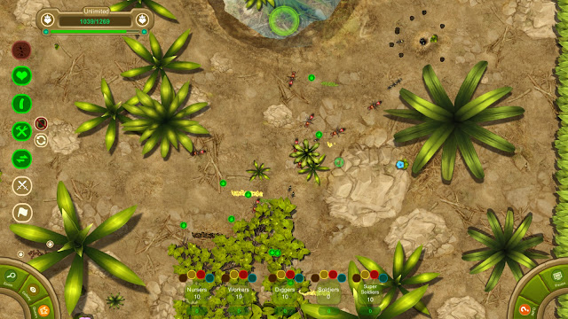 Indie PC strategy game