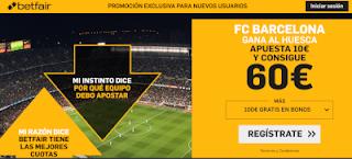 betfair supercuota Barcelona gana Huesca 13 abril 2019