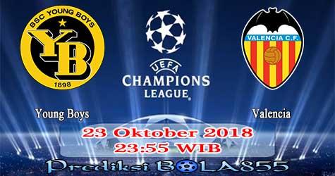 Prediksi Bola855 Young Boys vs Valencia 23 Oktober 2018