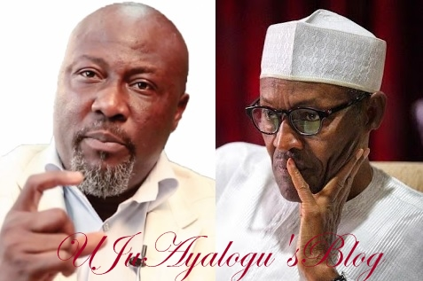Buhari Is Nepotistic, Fixing Wrong People In Strategic Positions – Dino Melaye Hits PMB