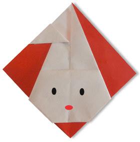 Gấp xếp đặt cốc hình con thỏ - How to fold a Rabbit's coaster Origami