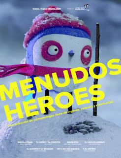 Petits Herois (Menudos Héroes) (2015)