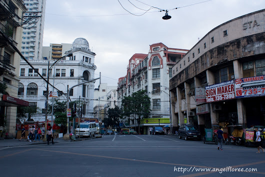 [Travel and History] Appreciating Escolta