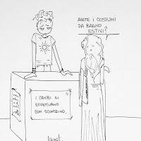 Fumetti: Vita da commessa,  di Laura Tanfani