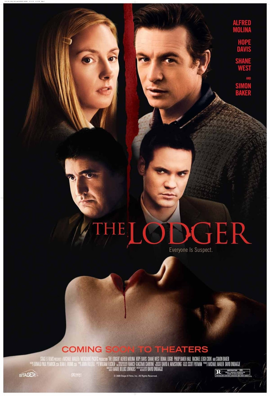 The Lodger (2009) ταινιες online seires xrysoi greek subs