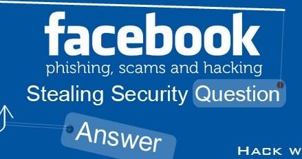 إختراق و تهكير حسابات الفيسبوك بدون تغيير كلمة السر مع طريقة الحماية