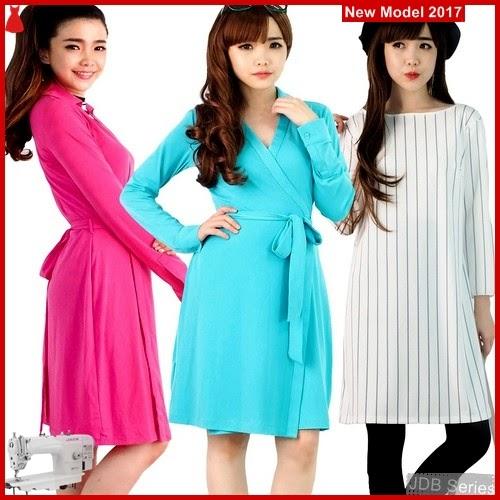 JDB054 FASHION Perempuan Ck Outlet Dress BMGShop