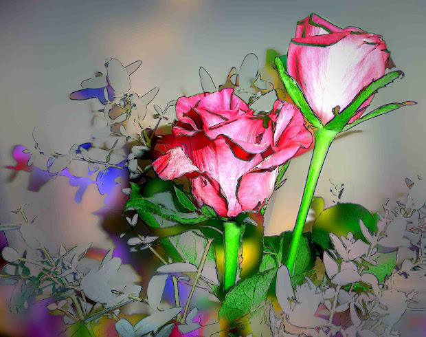 Artistry Flower Art Friday