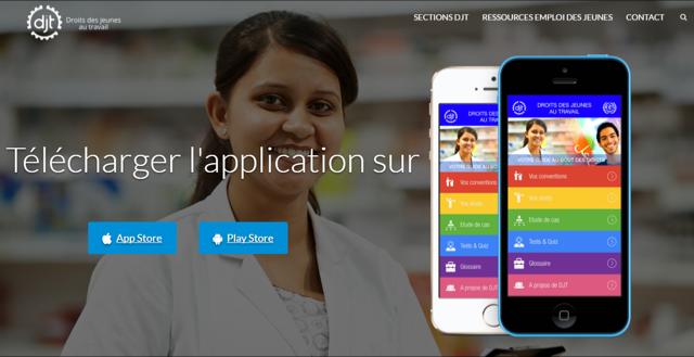 ANETI lance une application et un site internet pour aider les chômeurs à trouver un emploi