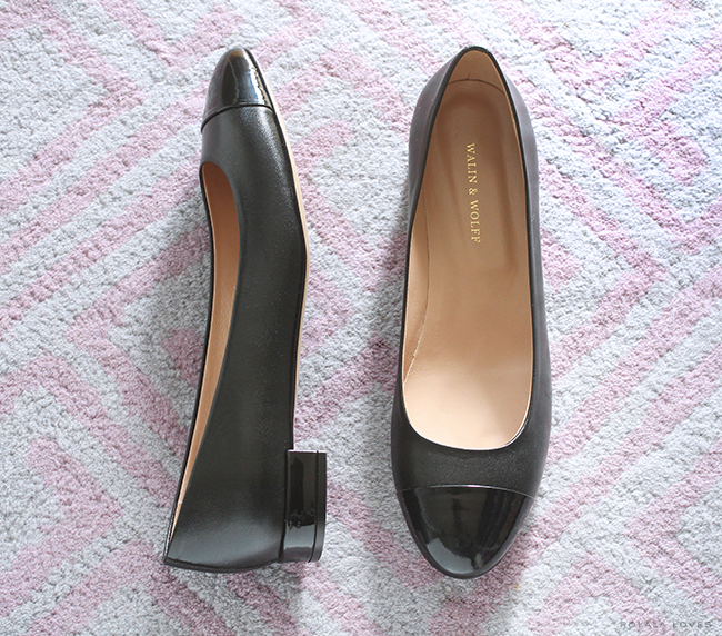 Walin & Wolff, Walin & Wolff Shoes, Walin & Wolff Libby, Walin & Wolff Review, Little Black Flats,