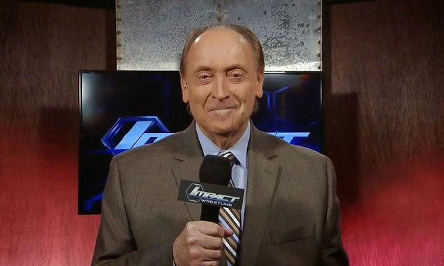 Mike Tenay visszatért az Impact Wrestlinghez?