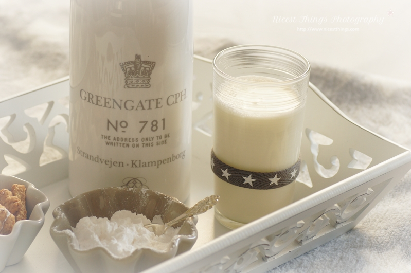 Greengate Milchflasche