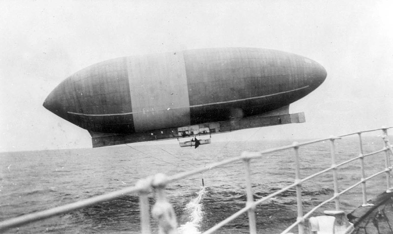 Dirigible de Wellman