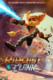Download Film Ratchet and Clank (2016) BluRay 1080p 5.1CH x264 Ganool Movie