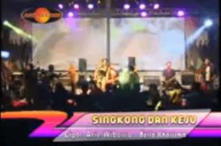 Lirik Lagu Singkong Dan Keju - Nella Kharisma