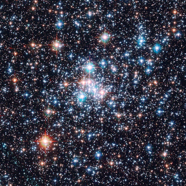 Open Star Cluster NGC 290
