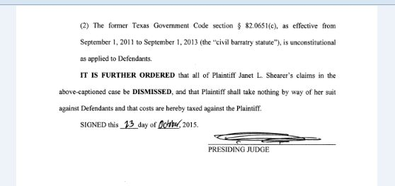 COA TX: Texas Barratry Paradox: Soliciting Clients Within 31