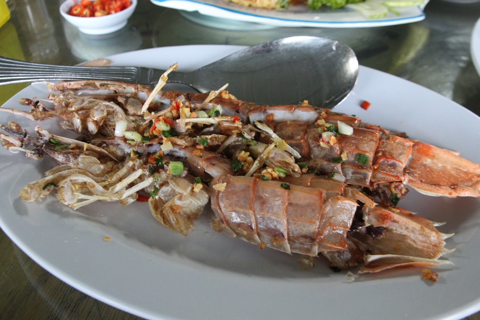 Restoran Ocean King Seafood, Sandakan