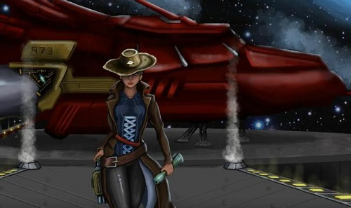 Star Traders: Frontiers Story