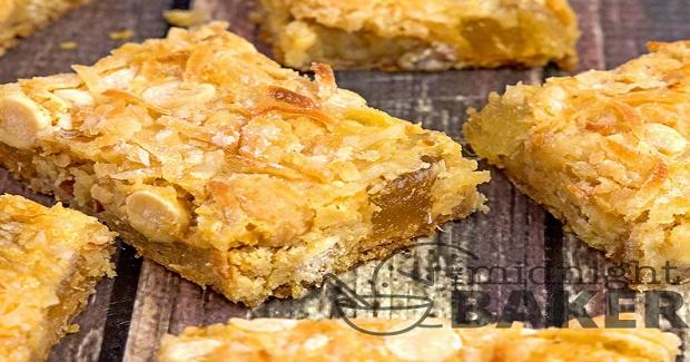Tropical Pineapple Bars Recipe