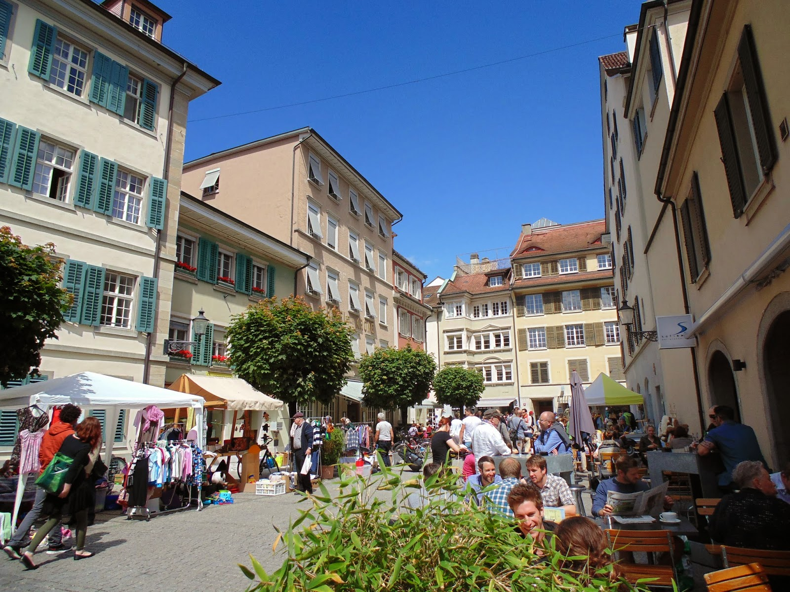 Trip to Winterthur, Switzerland | Life in Luxembourg