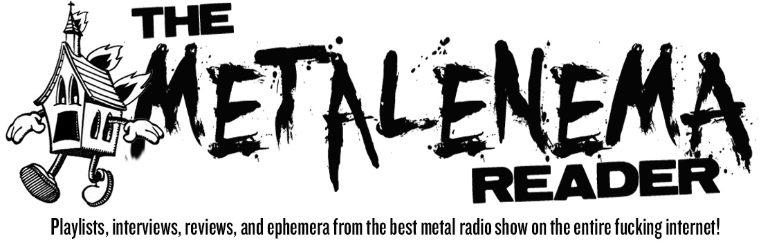 Metalenema - Underground Metal Podcast