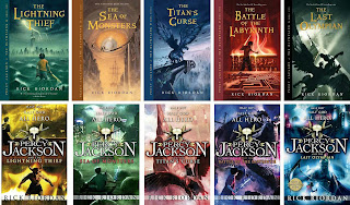 Pdf Percy Jackson And The Olympians Book Series Wordsmithpraise