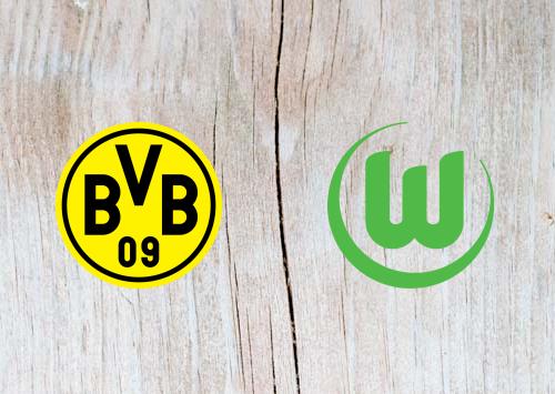 Borussia Dortmund vs Wolfsburg Full Match & Highlights 30 March 2019