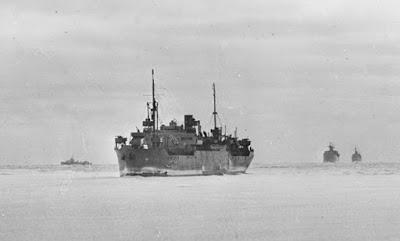 convoyes del Ártico