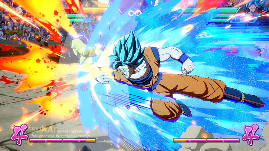 Free Download Dragon Ball FighterZ Final Full Version, Dragon Ball FighterZ PC Game Full Download