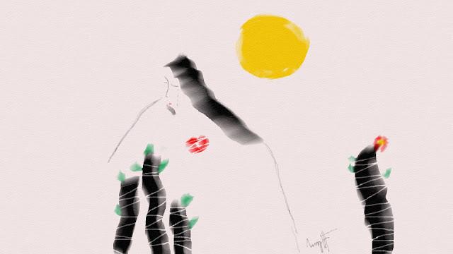 ေရႊပုိးအိမ္ (ပဲခူး) ● ပူေလာင္ အိုက္စပ္ေနတဲ့ မိန္းမ (ဝတၱဳတုိ)