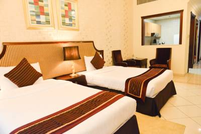 المنار للشقق الفندقية