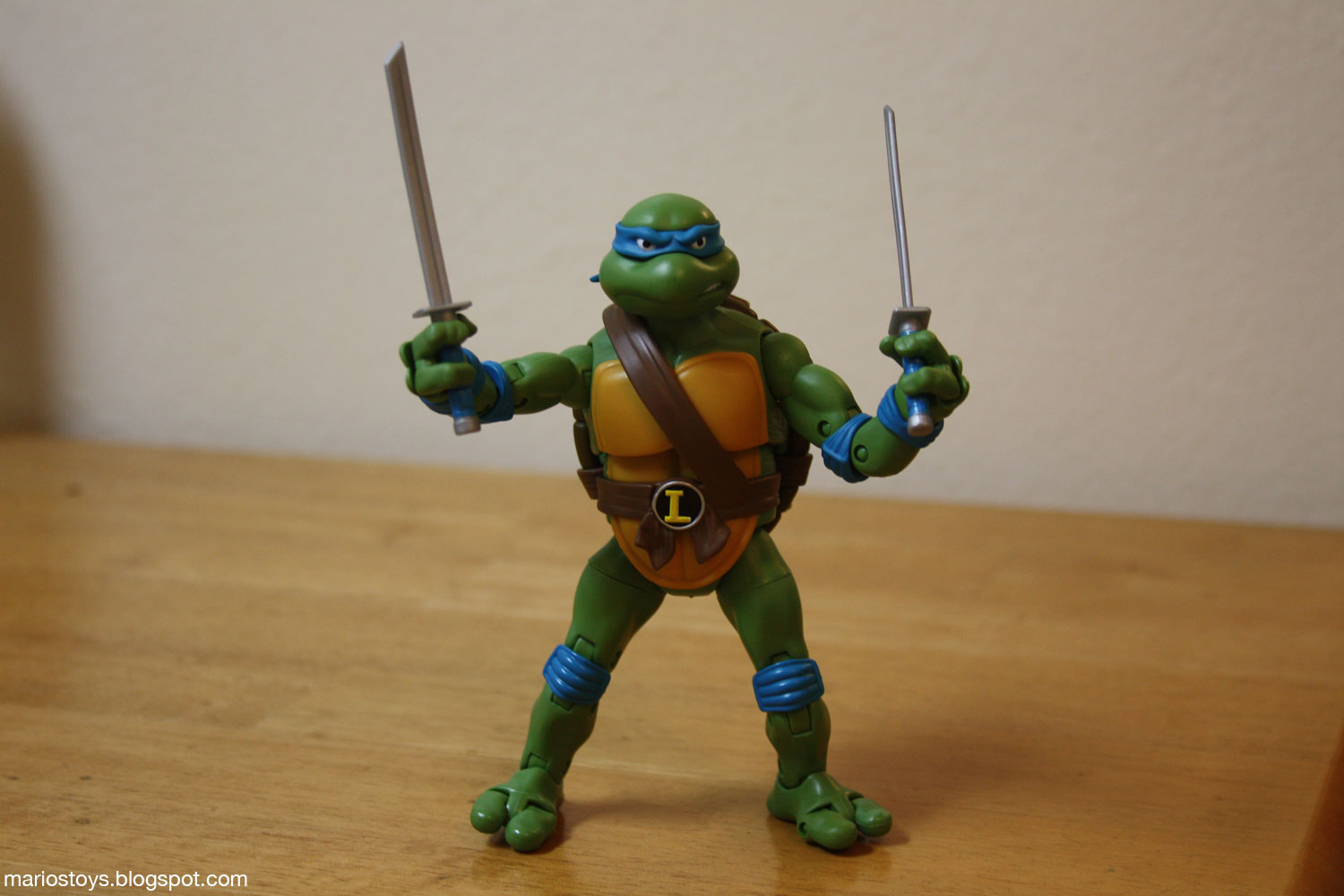 A Year of Toys: #63: Teenage Mutant Ninja Turtles ...