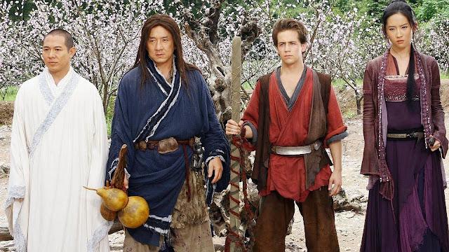 Fotograma: El reino prohibido (2008)