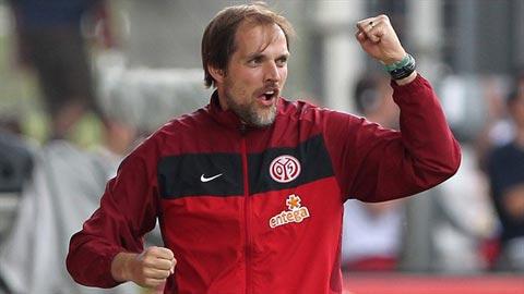 Tuchel đã có 5 năm tại Mainz 05